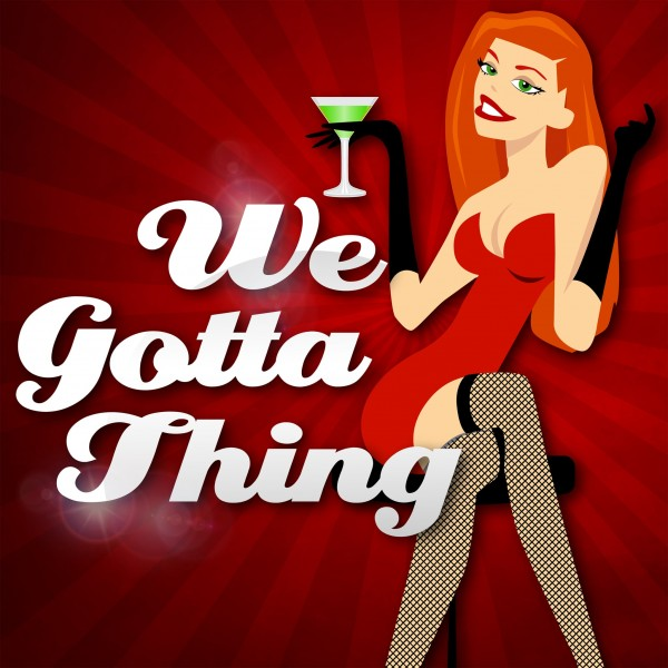 Mr & Mrs Jones discuss their Just For Dinner experience on their wonderful We Gotta Thing podcast.